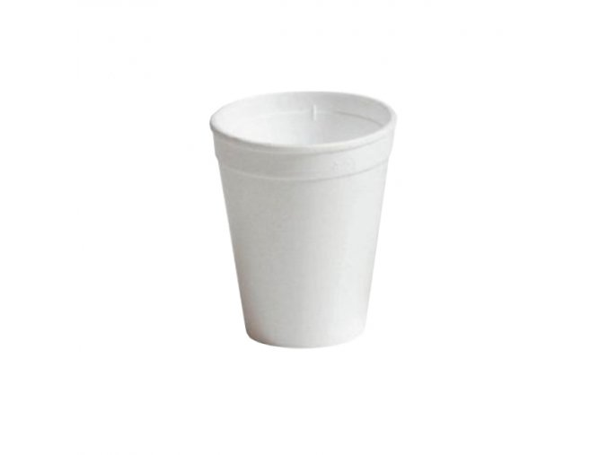 Kelímek na kávu 200ml polystyren (cena za 50ks)