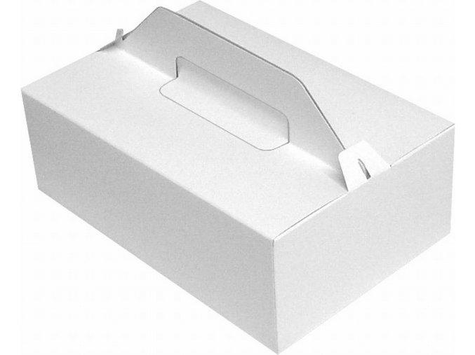 Krabice na dorty s uchem