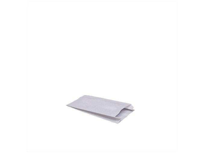 Papírová kapsa 120x210mm - Bílá