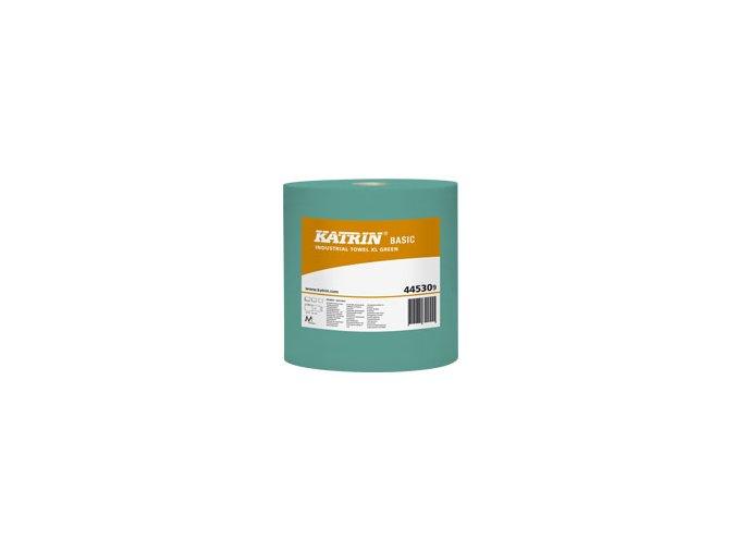 Papírové průmyslové role KATRIN BASIC XL Zelená - 445309