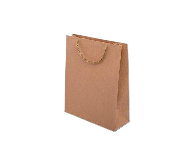 Papírové tašky 240x90x320mm