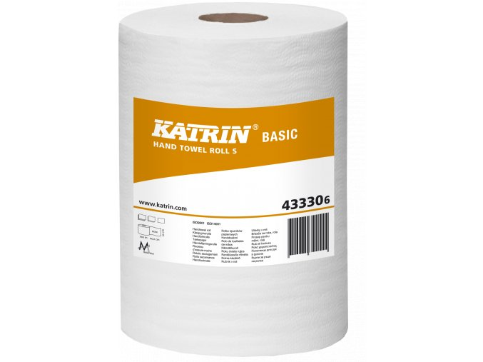 Papírový ručník v roli KATRIN BASIC