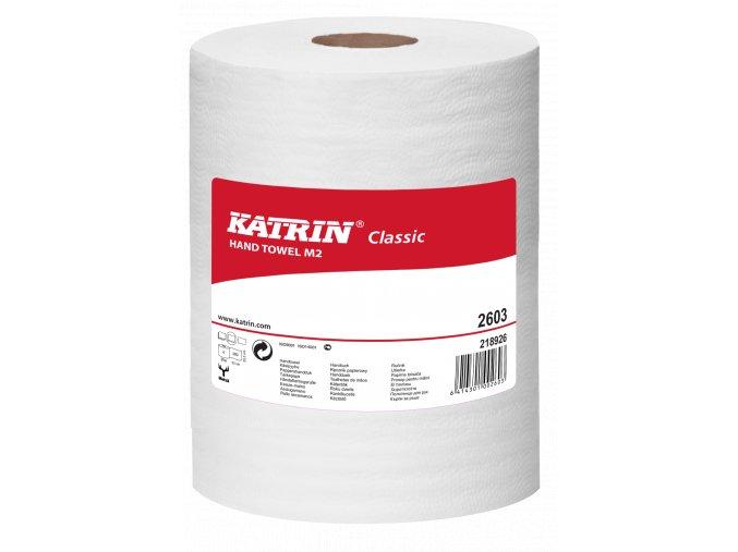Papírový ručník v roli KATRIN CLASSIC