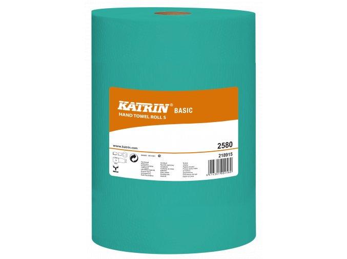 Papírový ručník v roli KATRIN BASIC green S 1-PLY
