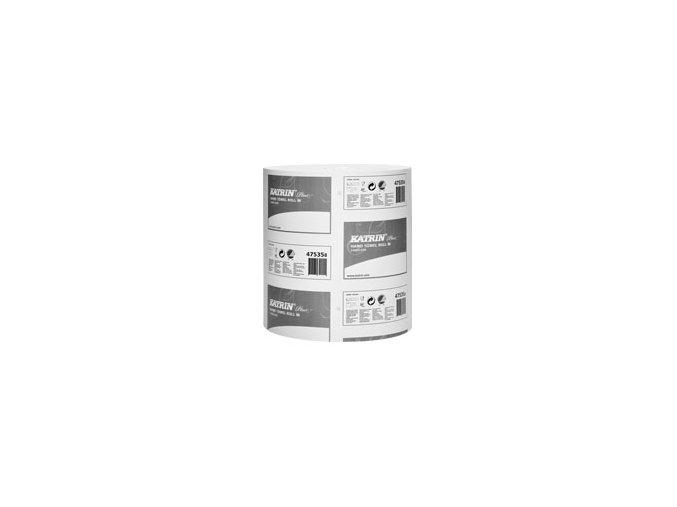 Papírový ručník v roli KATRIN PLUS M Coreless - 475358