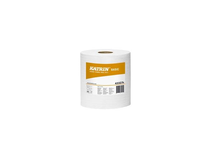 Papírový ručník v roli MAXI KATRIN BASIC M 2 - 433276