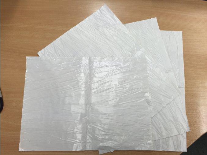 Balící papír s folií 25x35 cm (cena je za 12,5kg)