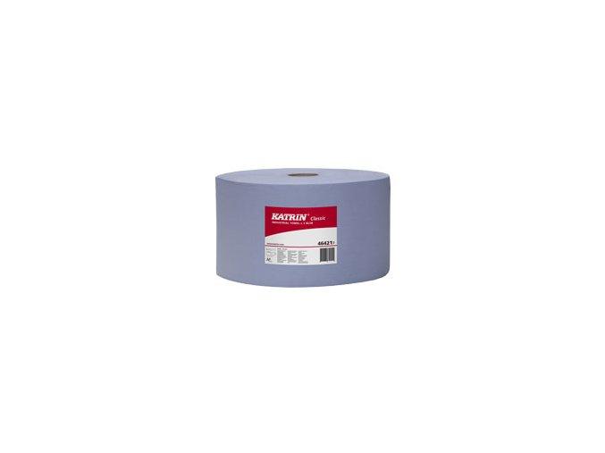 Průmyslová papírová role KATRIN CLASSIC L 3 Modrá - 464217