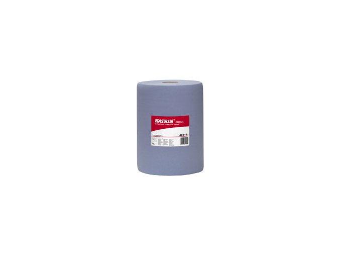 Průmyslové role KATRIN CLASSIC XXL 2 Modrá, laminovaná - 481153