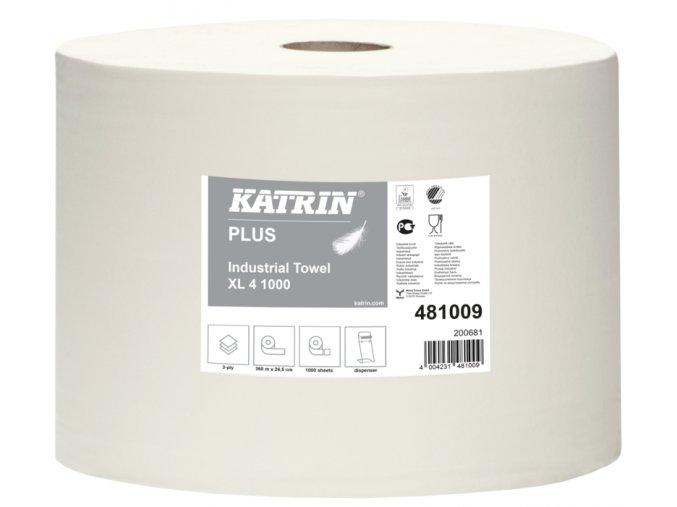 Průmyslové role KATRIN PLUS XL 4 1000 - 481009