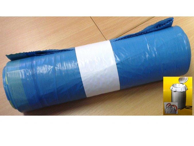 Pytel na odpad 70x100cm 120l se zatahovací páskou 25ks