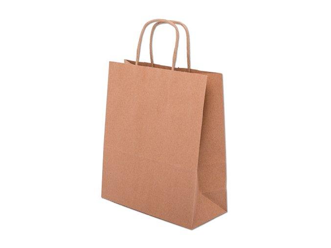 Tašky papírové Eko 180x80x210mm