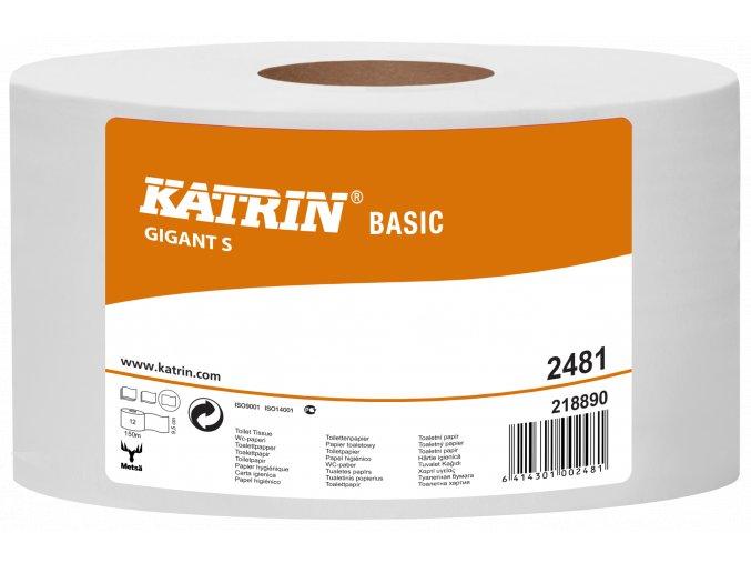 Toaletní papír Katrin BASIC GIGANT S1 - 2481