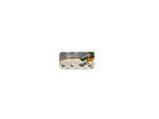 Toaletní papír parfémovaný KATRIN PLUS Toilet 160 Orange Flower - 105751 - 8ks v balení