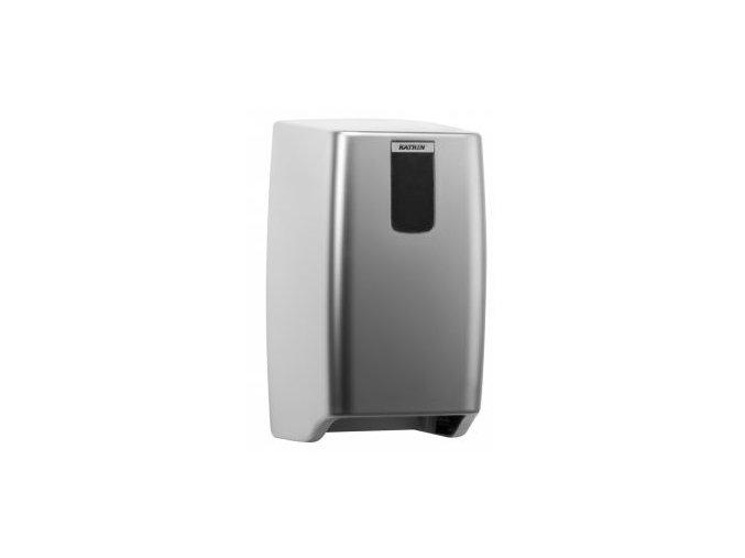 Zásobník KATRIN SYSTEM Toilet Dispenser Silver - 95346