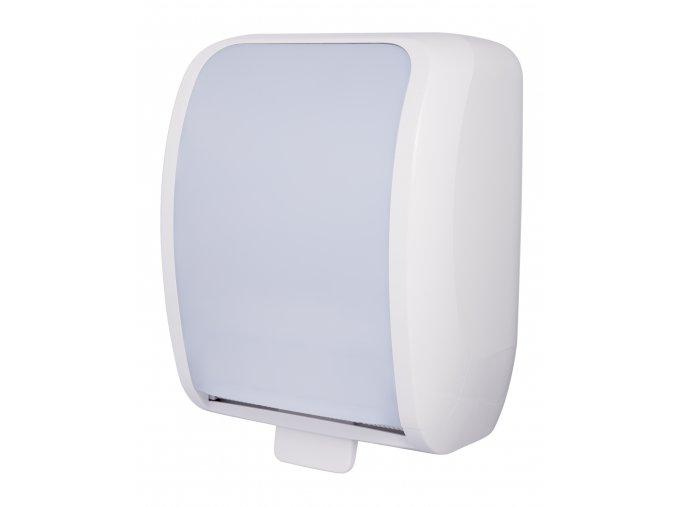 Zásobník na papírové ručníky v roli LAVELI - 1010 - bílo/bílý