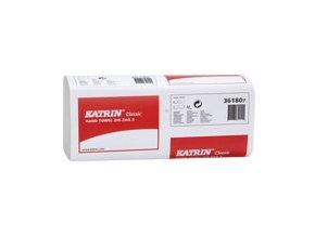 Papírové ručníky Katrin Classic ZZ control 5040ks
