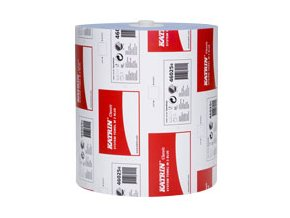 KATRIN SYSTEM CLASSIC papírový ručník 2-vrstvý Modrý - 460256