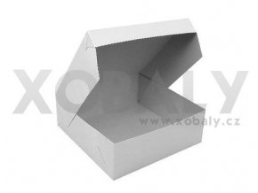 Krabice dortová 30x30cm