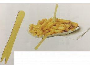 Napichovátko na hranolky ze dřeva (cena za 1000ks)