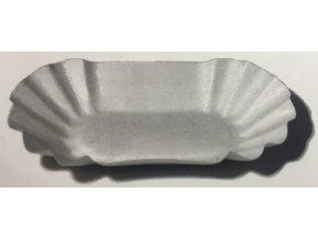 Papírová miska 9x16x3cm (cena za 250ks)