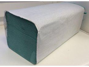 Papírové ručníky skládané ZZ zelené - 92.0010 - 5000ks