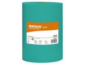 Papírový ručník v roli KATRIN BASIC green S 1-PLY - 2580
