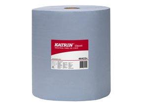 Průmyslová papírová role KATRIN CLASSIC XXL 3 Modrá - 464224