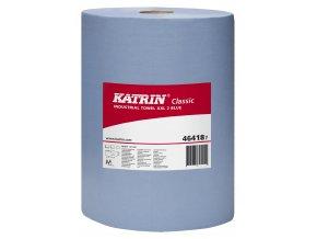 Průmyslová role KATRIN CLASSIC XXL 2 modrá - 464187