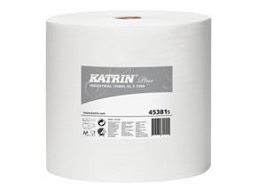 Průmyslová utěrka KATRIN PLUS XL 2 1000 - 453815