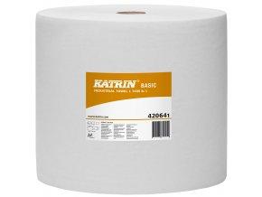 Průmyslová utěrka papírová KATRIN BASIC XL 3 - 420641