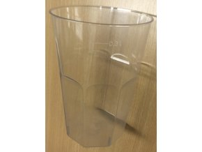 Sklenička plastová 0,3l (cena za 30ks)