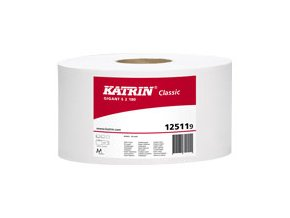 Toaletní papír JUMBO KATRIN CLASSIC GIGANT S 2 180 - 125119