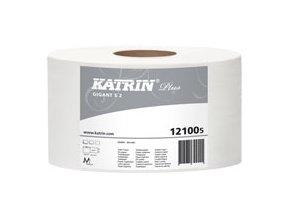 Toaletní papír JUMBO KATRIN PLUS GIGANT S 2 - 121005