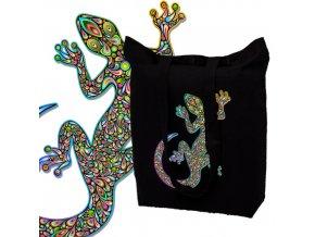 Bavlněné tašky s potiskem GEKON - 15.0015