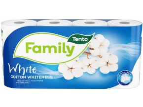 TENTO FAMILY Toti cotton whiteness 8pack LowRes