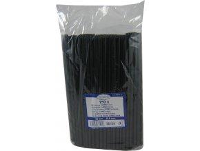 Brčko JUMBO černé 25cm (cena za 150ks)