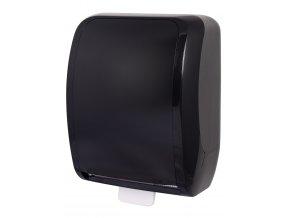 Zásobník na ručníky v roli LAVELI - 1030 - černo/černý