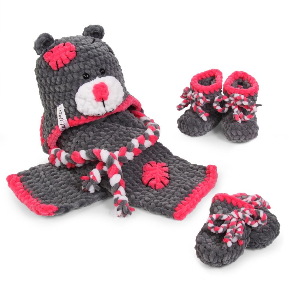Zimní novorozenecké sety