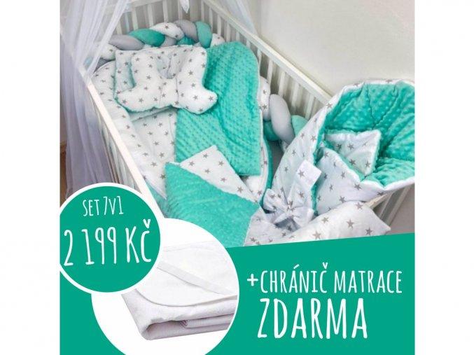 Hnízdečko pro miminka 7v1 ZAKÁZKOVÁ VÝROBA+DÁREK!