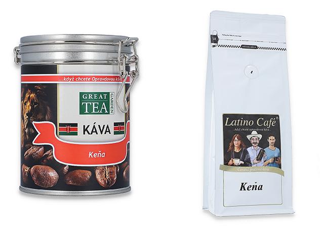 Keňa - Ta nejjemnější káva na trhu