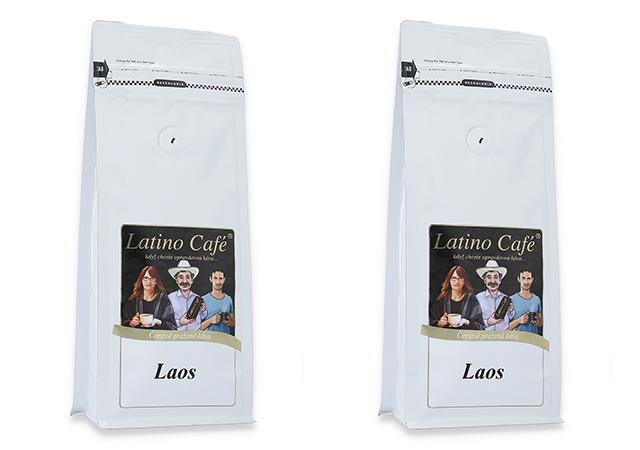Laos - Skvělá káva pro všechny způsoby přípravy