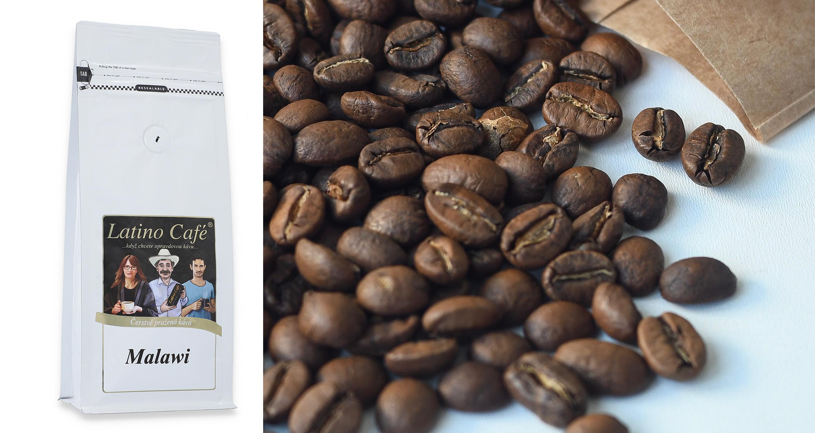 Malawi AA - Ne úplně známá káva, která rozhodně má co nabídnout