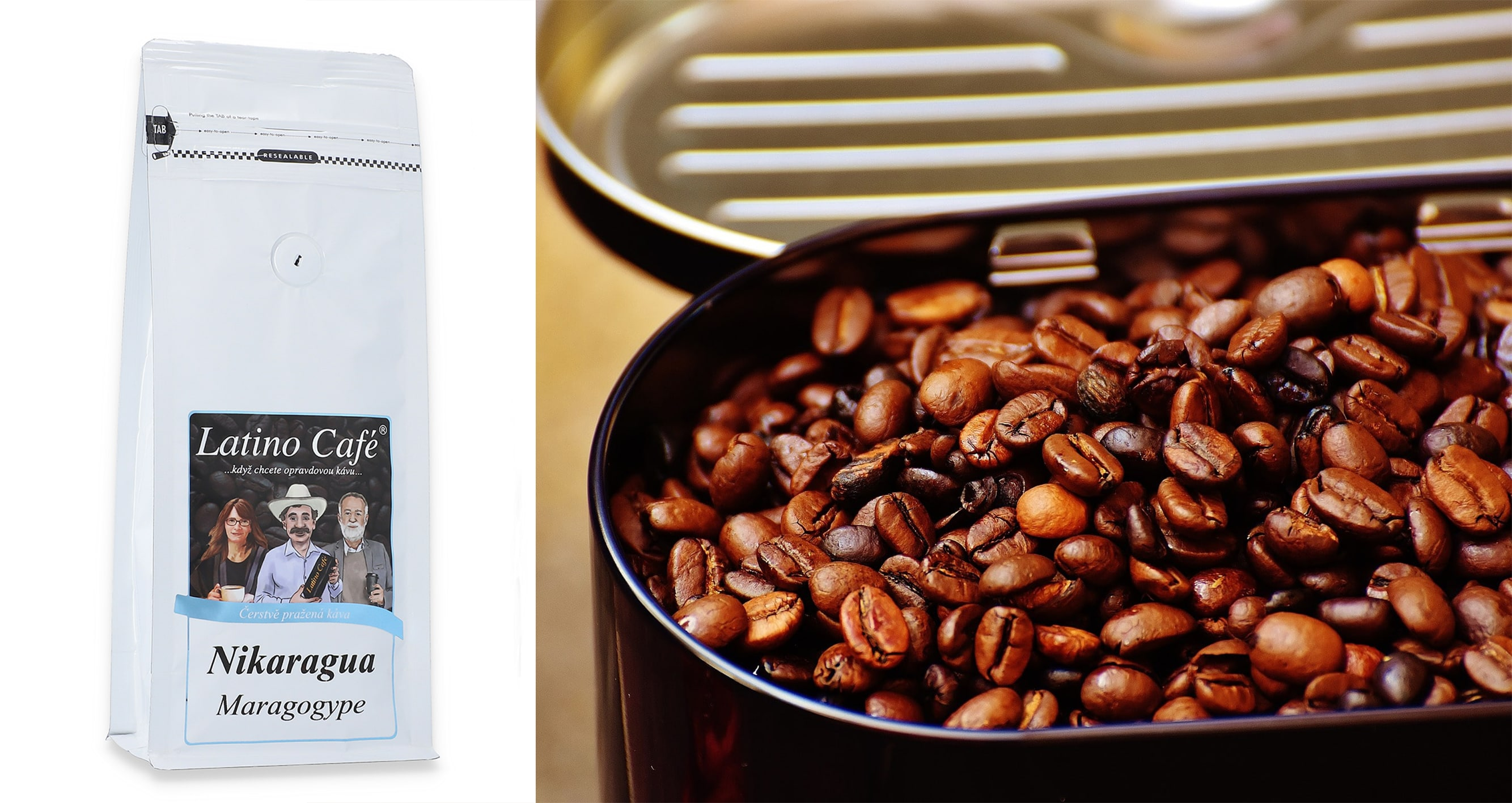 Nikaragua - Ochutnejte jednu z nejjemnějších káv na světě