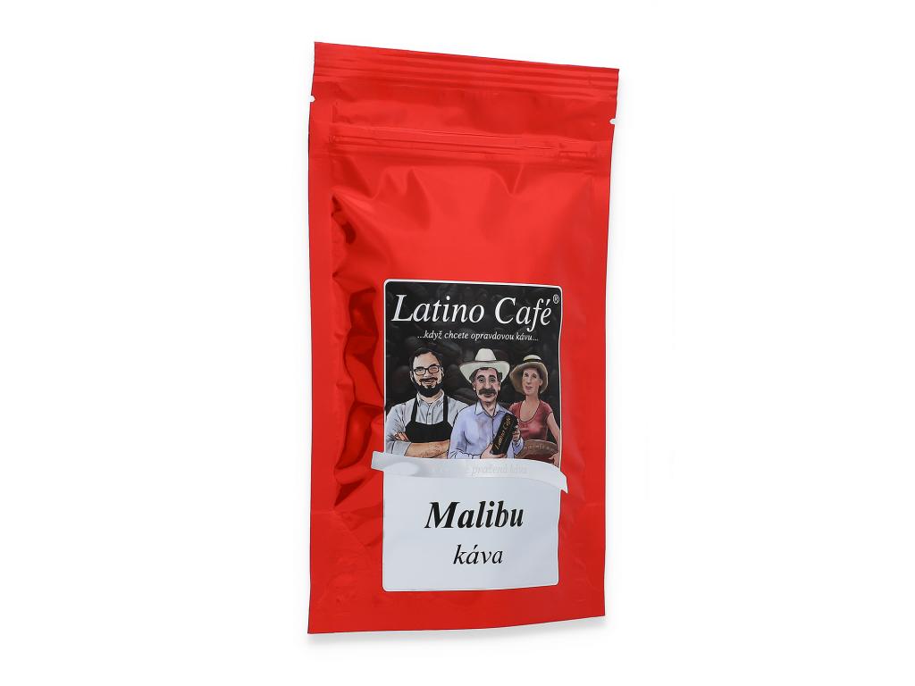 Čerstvě pražená káva - Malibu