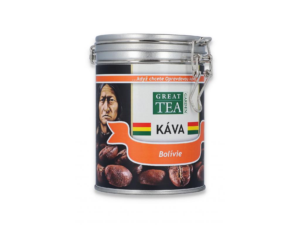 Mletá káva arabica Bolivie