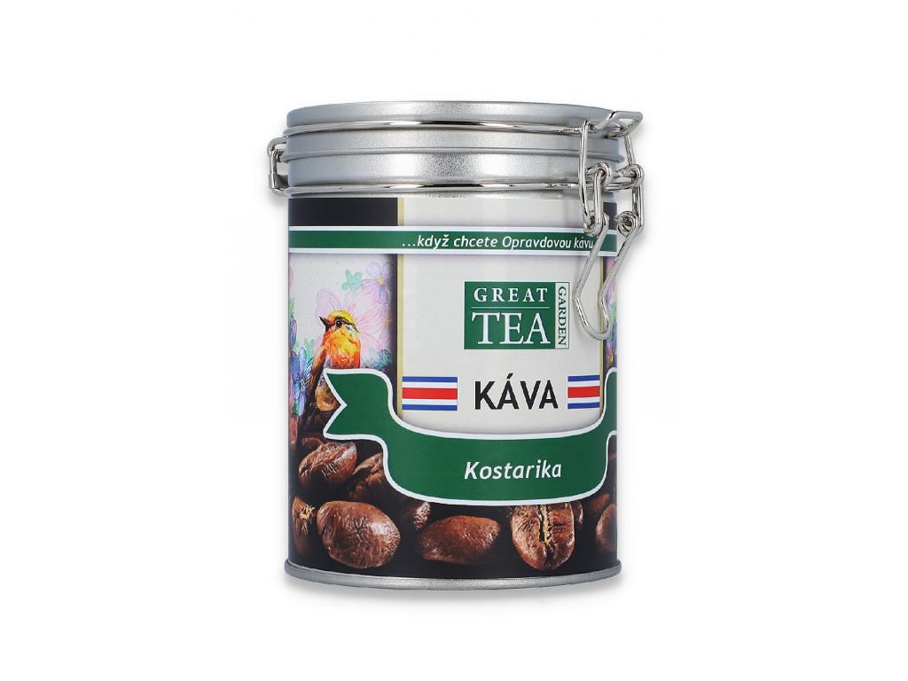 Mletá káva arabica Kostarika
