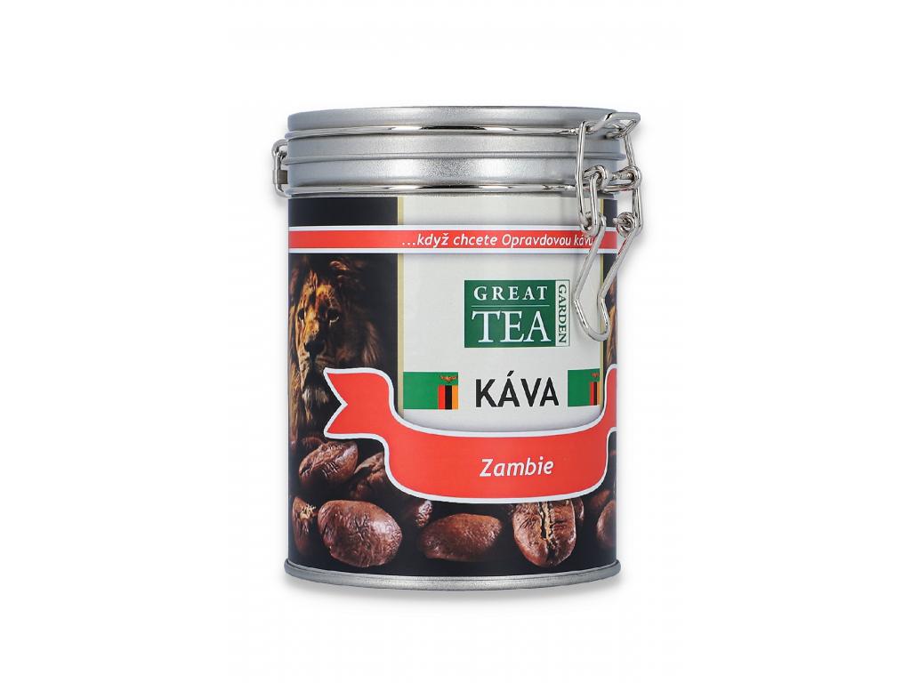 Káva arabica Zambie