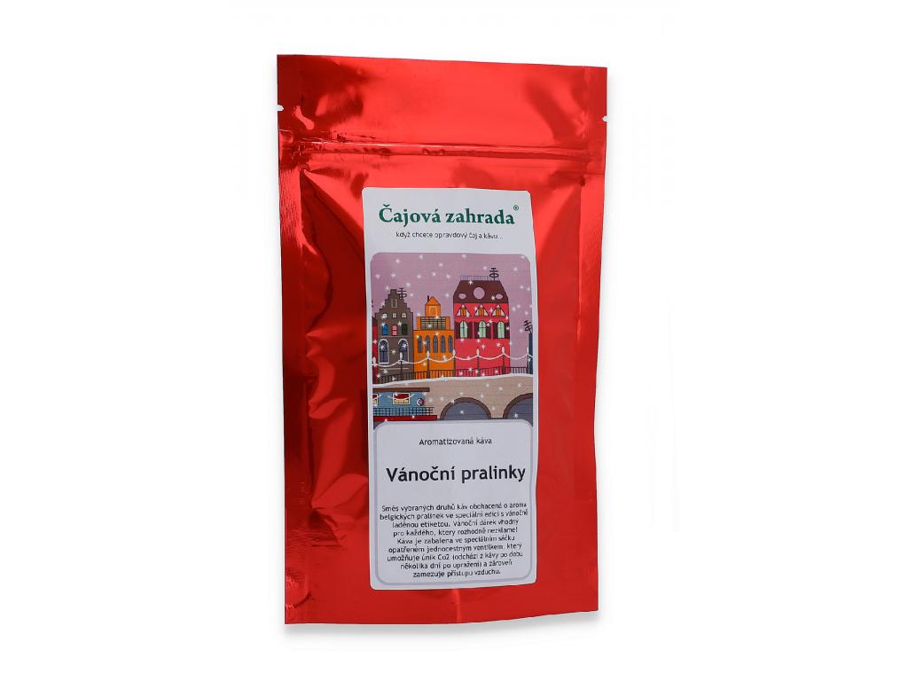 Káva Vanocni pralinky
