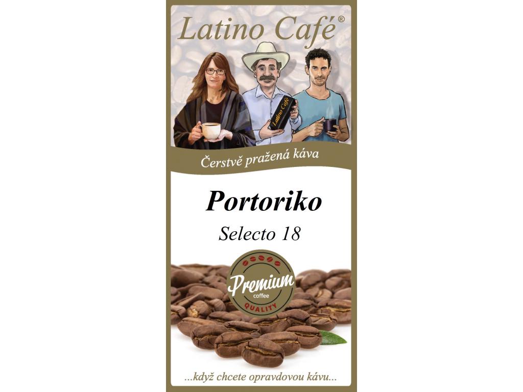 Portoriko Selecto 18